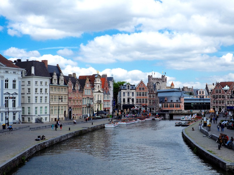 5 Reasons to Fall in Love With Ghent